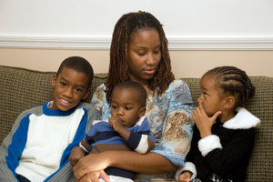 African American Fathers and Absenteeism