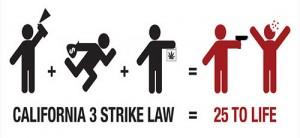 three-strikes laws
